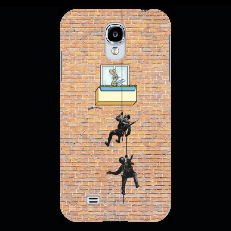 Чехол для Samsung Galaxy S4 Printio Ну погоди