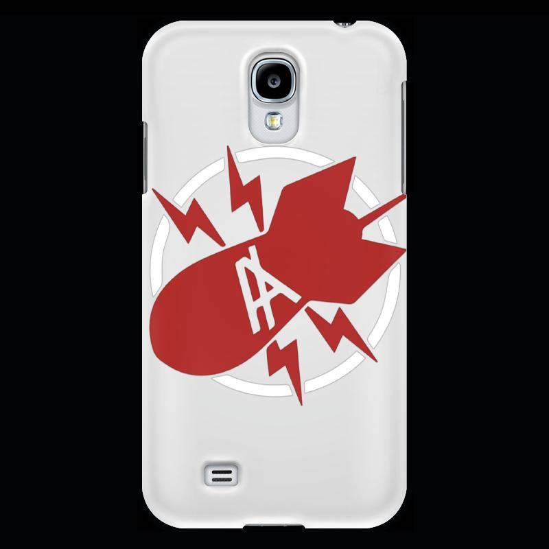 Чехол для Samsung Galaxy S4 Printio Антихайп