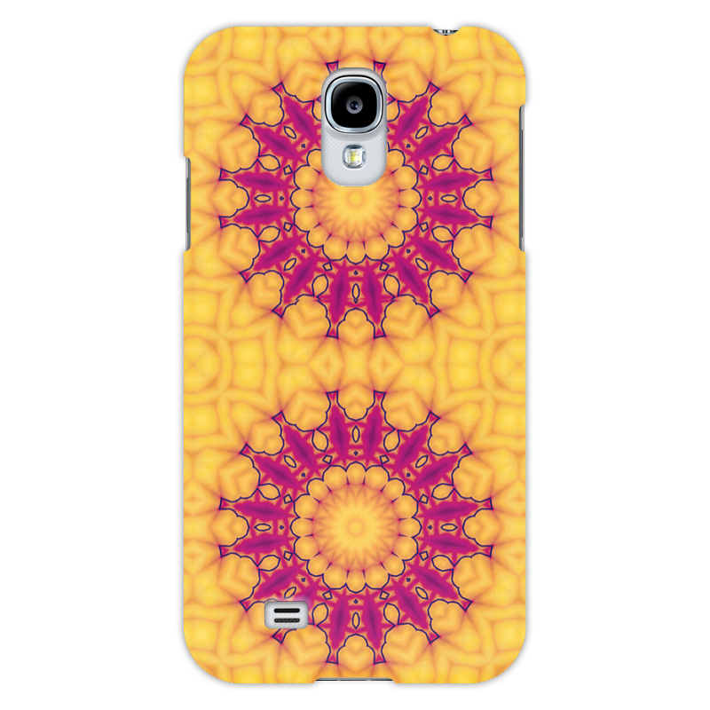 Чехол для Samsung Galaxy S4 Printio Helicologie