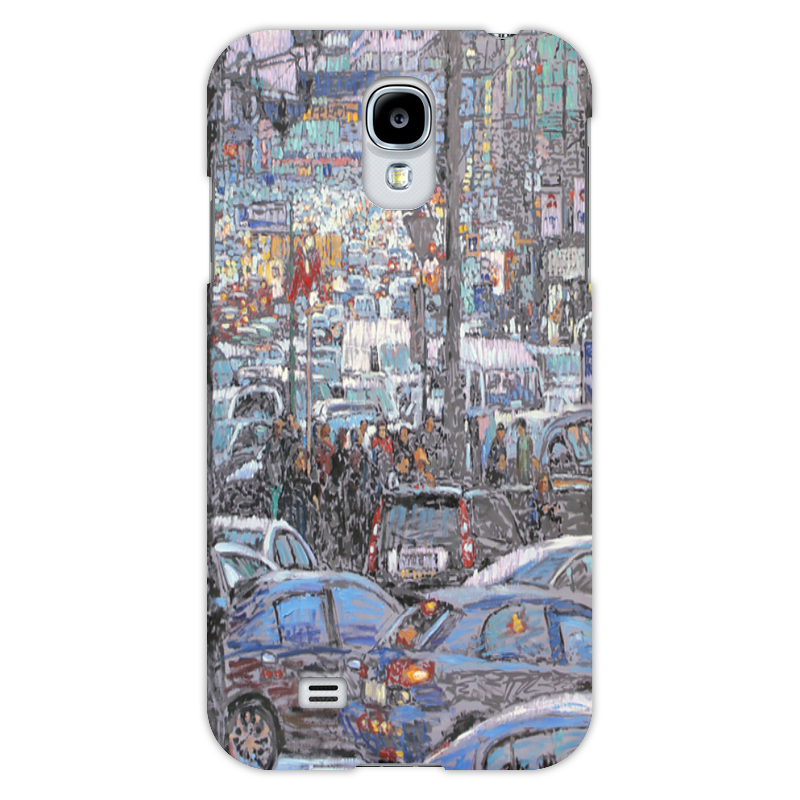 Чехол для Samsung Galaxy S4 Printio Охотный ряд прогулочные коляски gesslein s4 air
