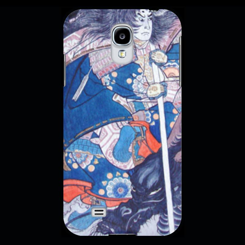 Чехол для Samsung Galaxy S4 Printio Отдых после битвы чехол для samsung galaxy core gt i8262