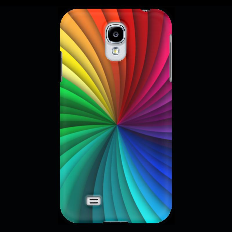 Чехол для Samsung Galaxy S4 Printio Калейдоскоп