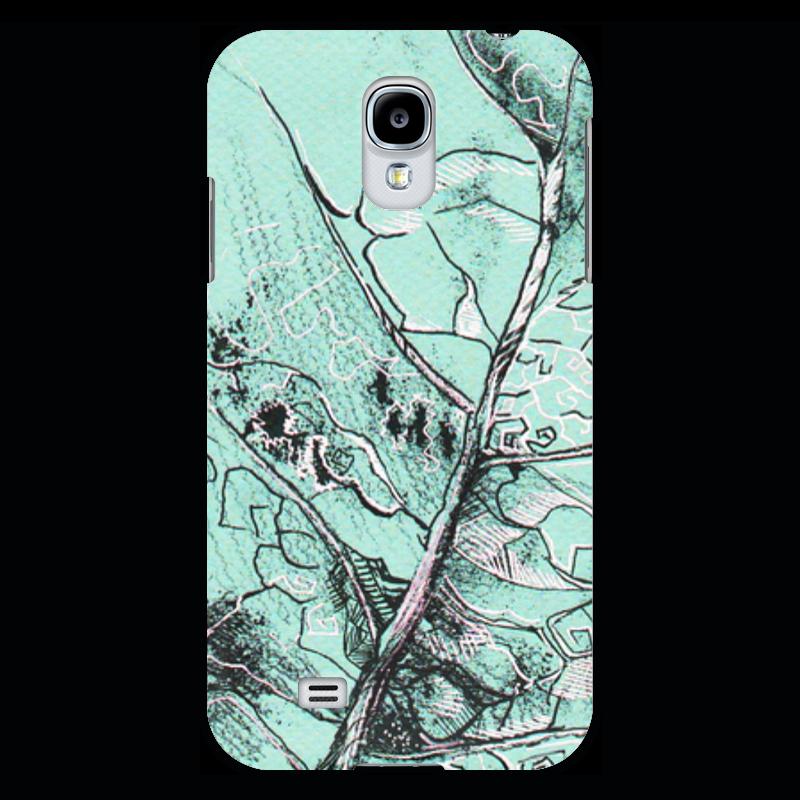 Чехол для Samsung Galaxy S4 Printio Весенняя осень прогулочные коляски gesslein s4 air