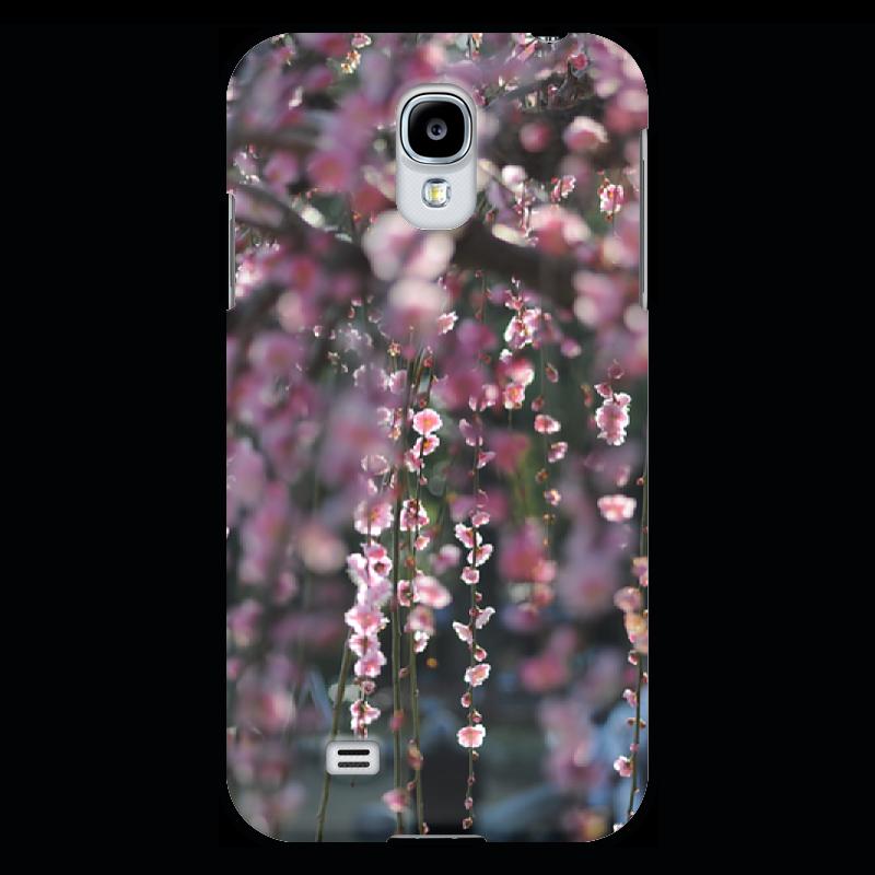 Чехол для Samsung Galaxy S4 Printio Цветущая сакура
