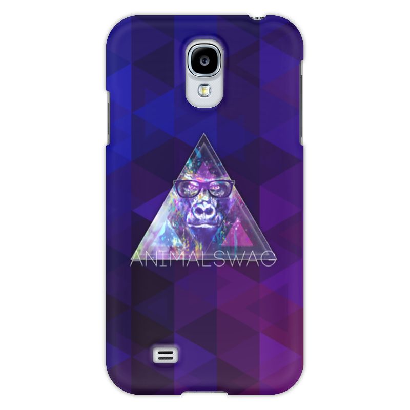 Чехол для Samsung Galaxy S4 Printio animalswag ii collection: gorilla чехол для samsung s8530 wave ii palmexx кожаный в петербурге