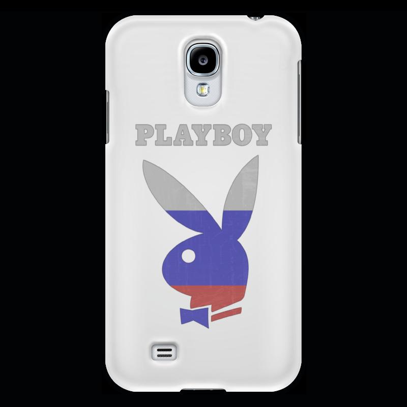 Чехол для Samsung Galaxy S4 Printio Playboy россия чехол для samsung galaxy s4 printio a soldier from the arma 3