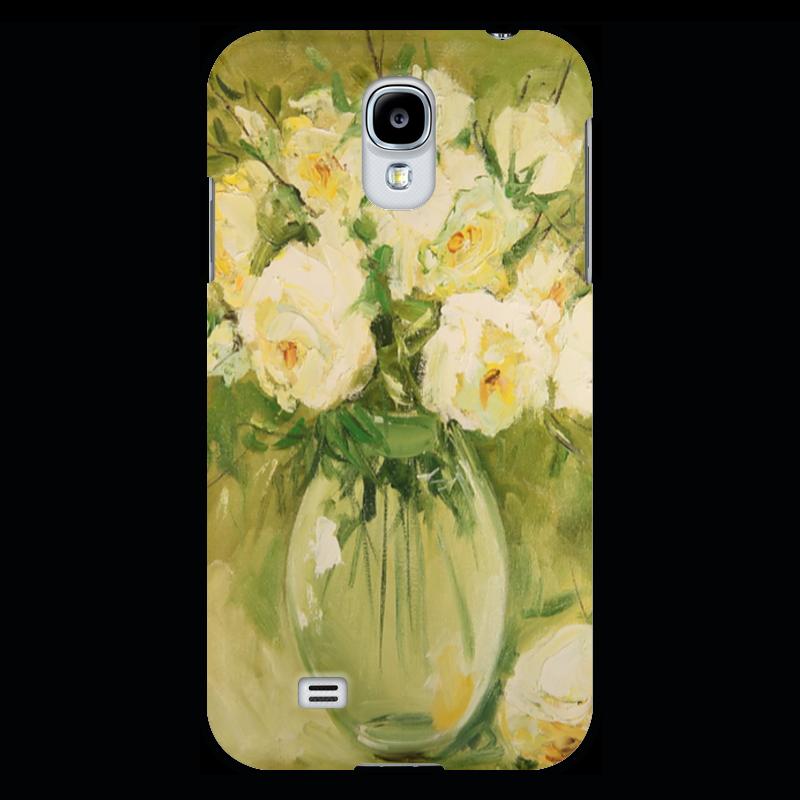 Чехол для Samsung Galaxy S4 Printio Букет роз букет букет школьная любовь