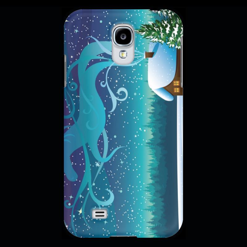 Чехол для Samsung Galaxy S4 Printio Новогодний лампочка криптоновая maglite к арт s4 в блистере 947261