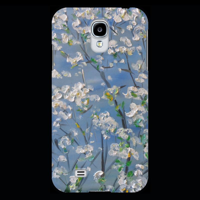 Чехол для Samsung Galaxy S4 Printio Весна прогулочные коляски gesslein s4 air
