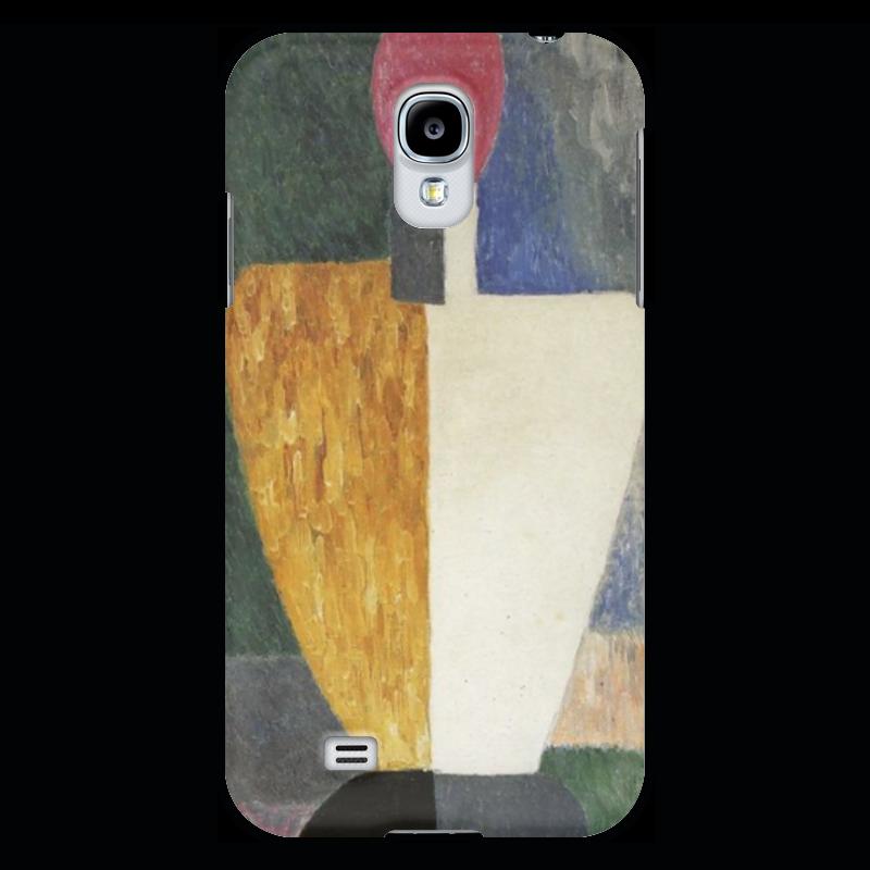 Чехол для Samsung Galaxy S4 Printio Торс (фигура с розовым лицом) (малевич) чехол для samsung galaxy s5 printio торс фигура с розовым лицом малевич