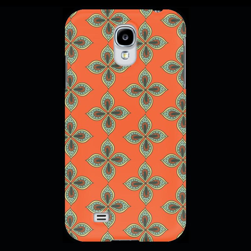 Чехол для Samsung Galaxy S4 Printio Цветочный