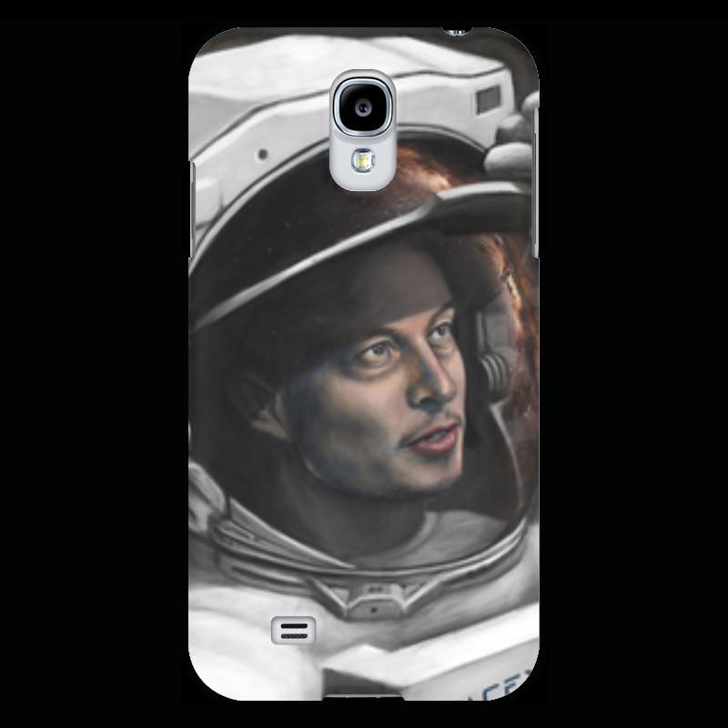 Чехол для Samsung Galaxy S4 Printio Spacex прогулочные коляски gesslein s4 air
