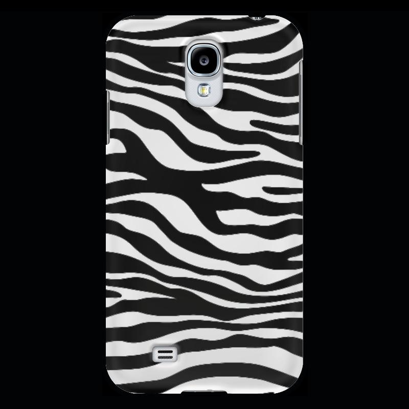 Чехол для Samsung Galaxy S4 Printio Зебра прогулочные коляски gesslein s4 air