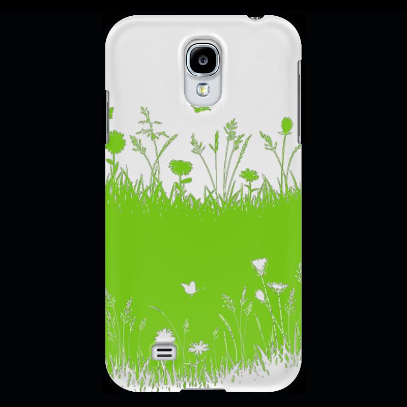 Чехол для Samsung Galaxy S4 Printio Летняя трава прогулочные коляски gesslein s4 air