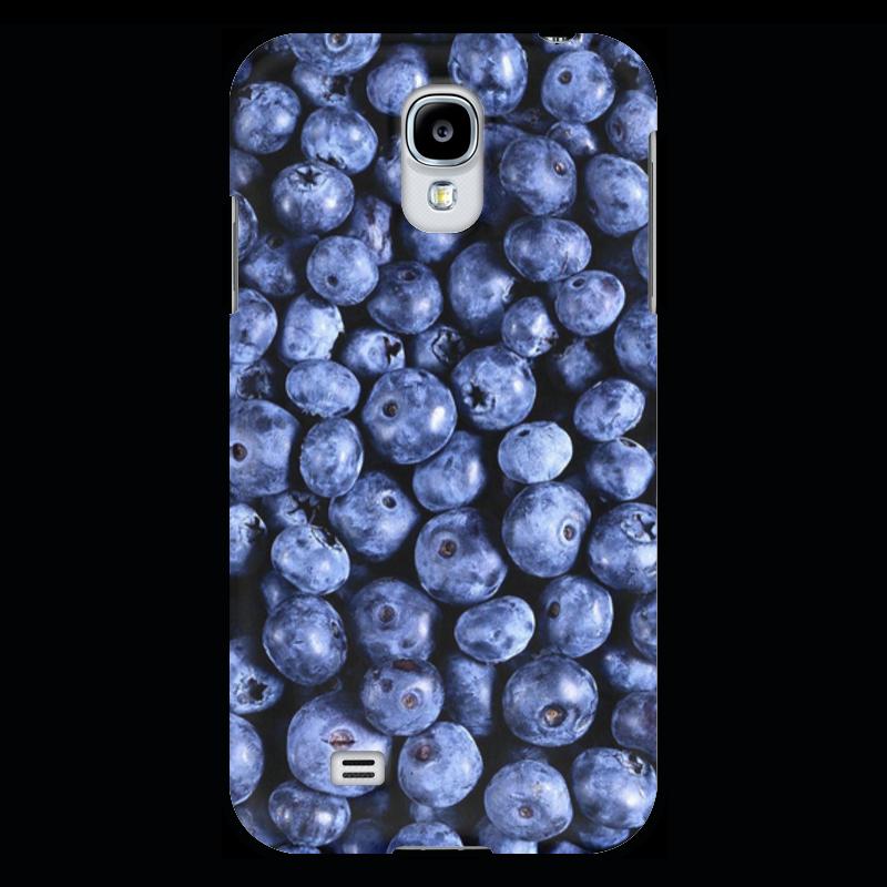 Чехол для Samsung Galaxy S4 Printio Черника радуга горного алтая черника очанка сироп 100мл