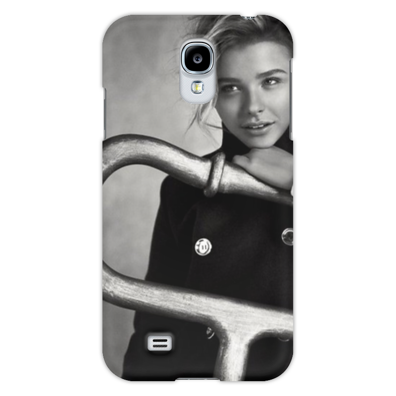 Чехол для Samsung Galaxy S4 Printio Хлоя морец морец в купальнике
