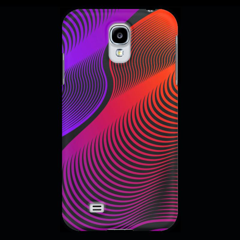 Чехол для Samsung Galaxy S4 Printio Абстракция