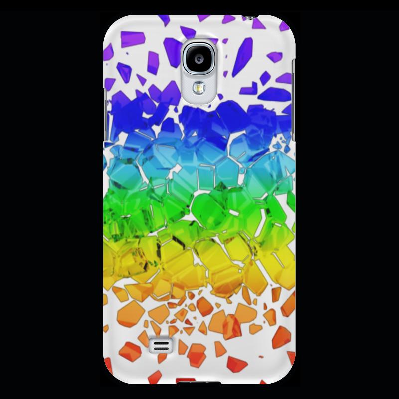Чехол для Samsung Galaxy S4 Printio Broken rainbow прогулочные коляски gesslein s4 air