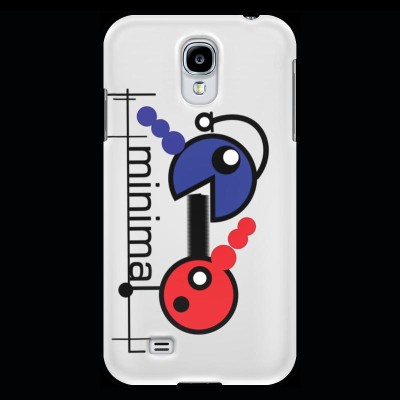 Чехол для Samsung Galaxy S4 Printio Минимал