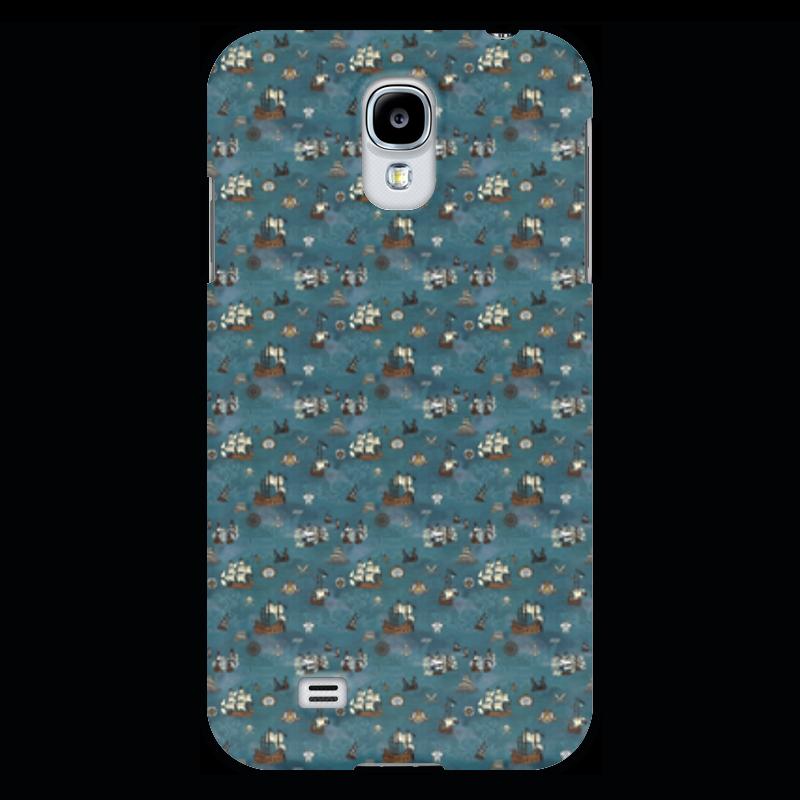 Чехол для Samsung Galaxy S4 Printio Корабли