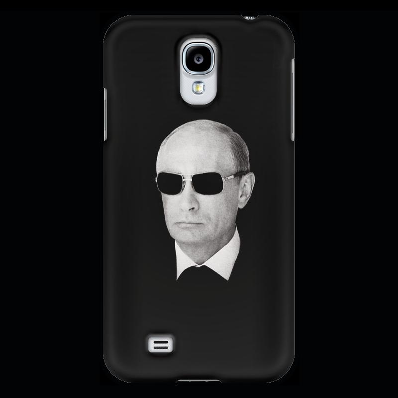 Чехол для Samsung Galaxy S4 Printio Путин – всё путём прогулочные коляски gesslein s4 air