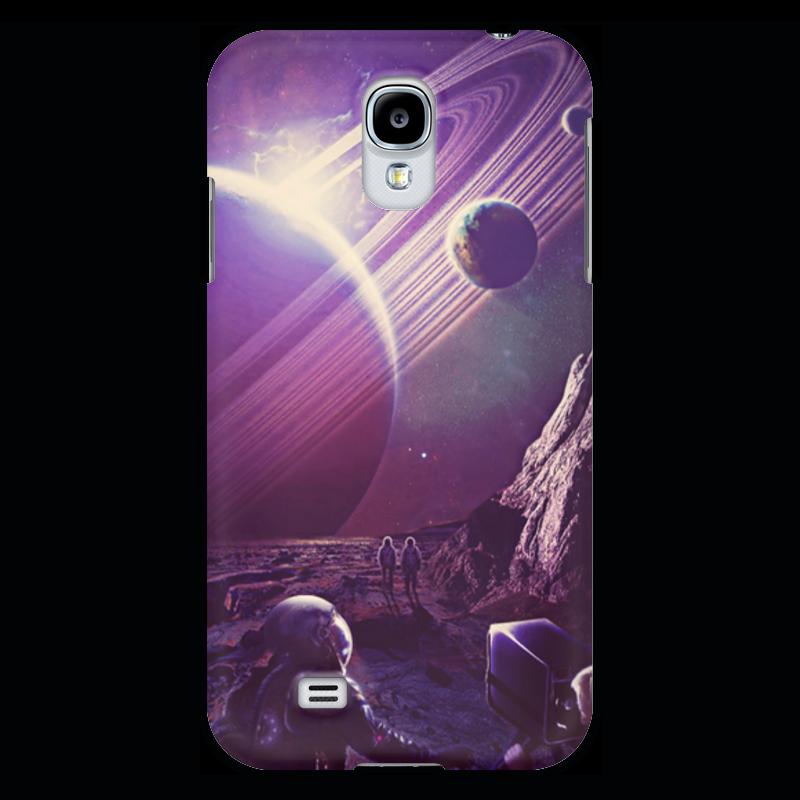 Чехол для Samsung Galaxy S4 Printio Космос 2100 прогулочные коляски gesslein s4 air