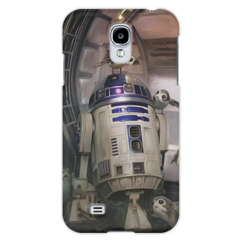 Чехол для Samsung Galaxy S4 Printio Звездные войны - r2-d2