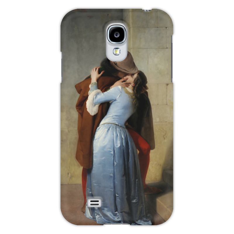 Чехол для Samsung Galaxy S4 Printio Поцелуй (франческо айец) где в коломне сумку женскую франческо маркони