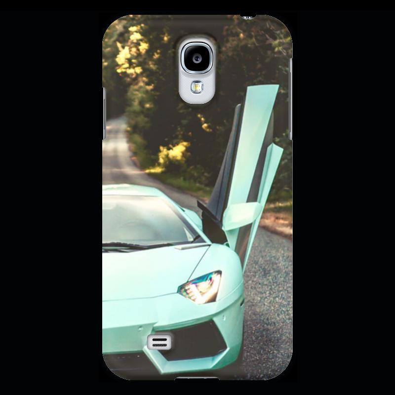 Чехол для Samsung Galaxy S4 Printio Lamborghini