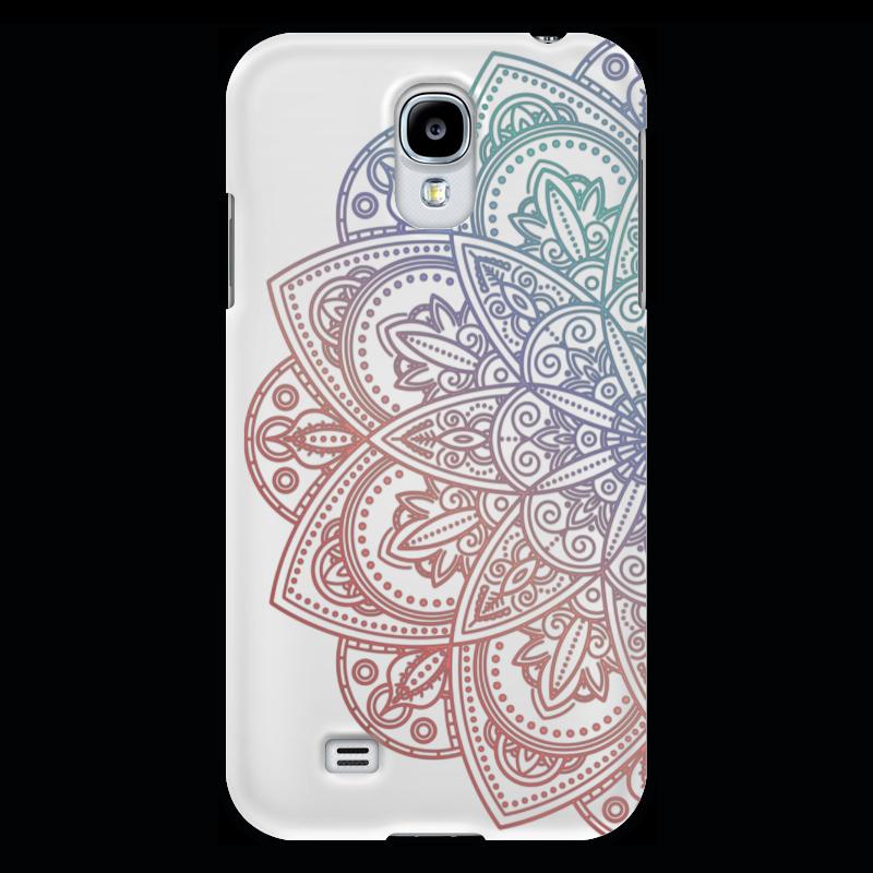 Чехол для Samsung Galaxy S4 Printio Мандала