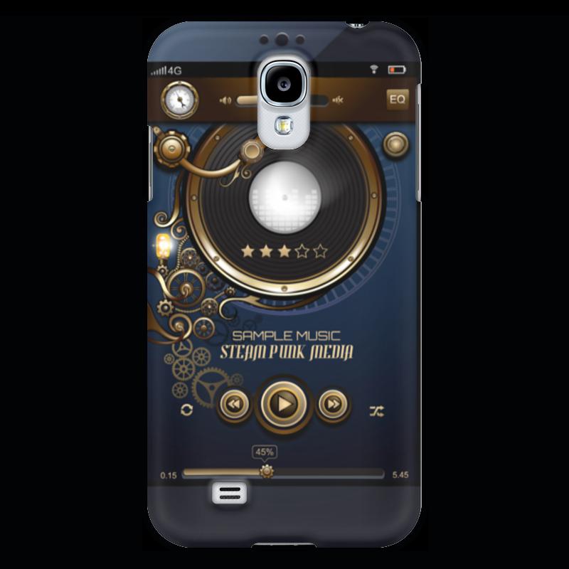 Чехол для Samsung Galaxy S4 Printio Стимпанк-музыка чехол для samsung galaxy s5 printio стимпанк голова