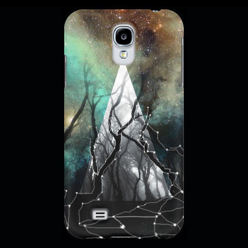 Чехол для Samsung Galaxy S4 Printio Ночной лес