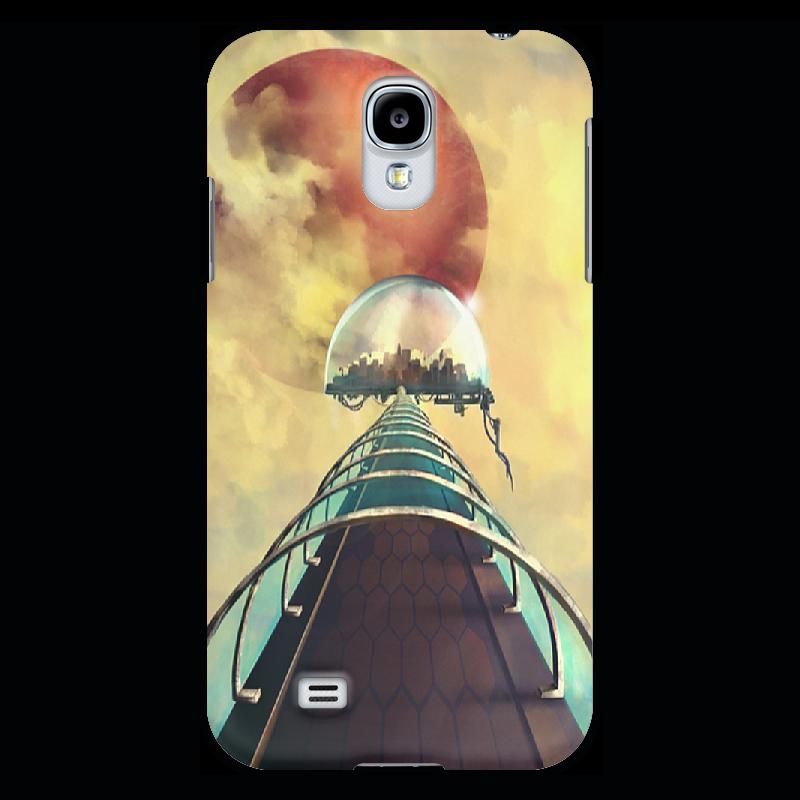 Фото Чехол для Samsung Galaxy S4 Printio Art мост в большой купол persian art