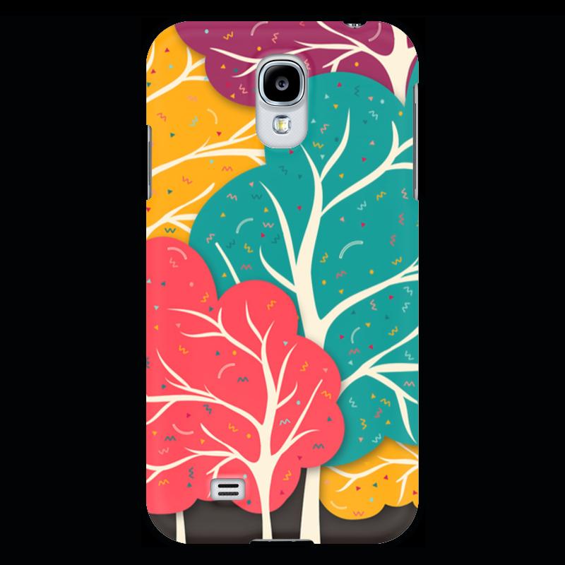 Чехол для Samsung Galaxy S4 Printio Веселый лес
