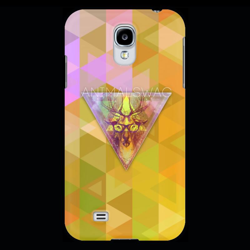 Чехол для Samsung Galaxy S4 Printio animalswag ii collection: deer чехол для samsung s8530 wave ii palmexx кожаный в петербурге