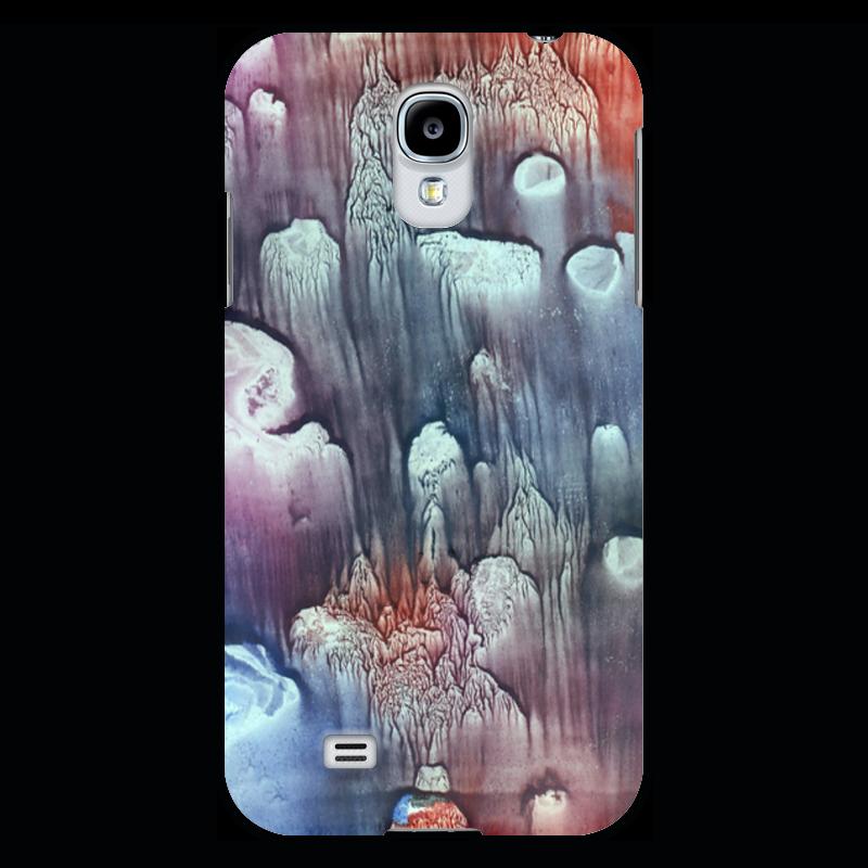 Чехол для Samsung Galaxy S4 Printio Акварелька
