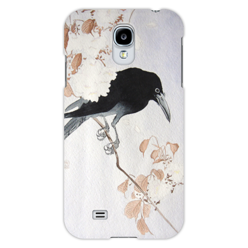 Чехол для Samsung Galaxy S4 Printio Ворон чехол для samsung galaxy s4 printio фотоаппарат