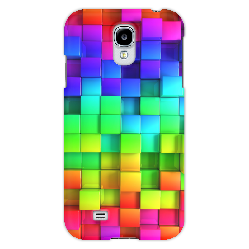 Чехол для Samsung Galaxy S4 Printio Яркие краски