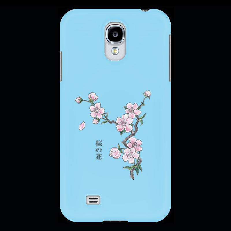 Чехол для Samsung Galaxy S4 Printio Японская сакура поднос 30х25см сакура j07 ky027g 1034936