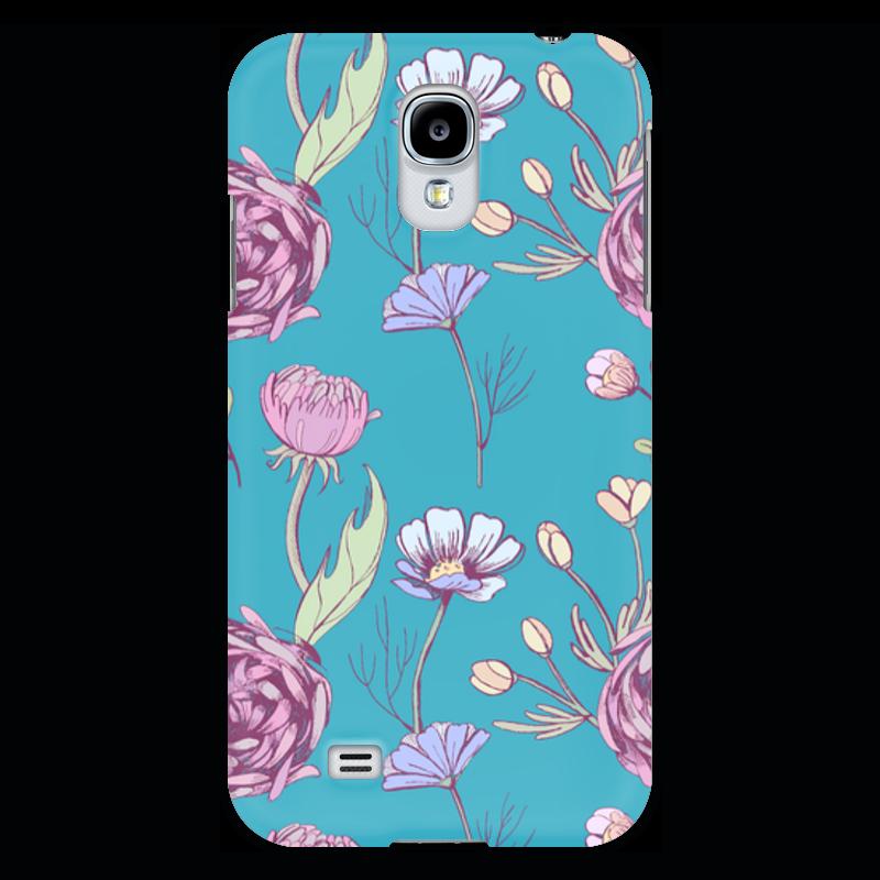 Чехол для Samsung Galaxy S4 Printio Цветочное настроение