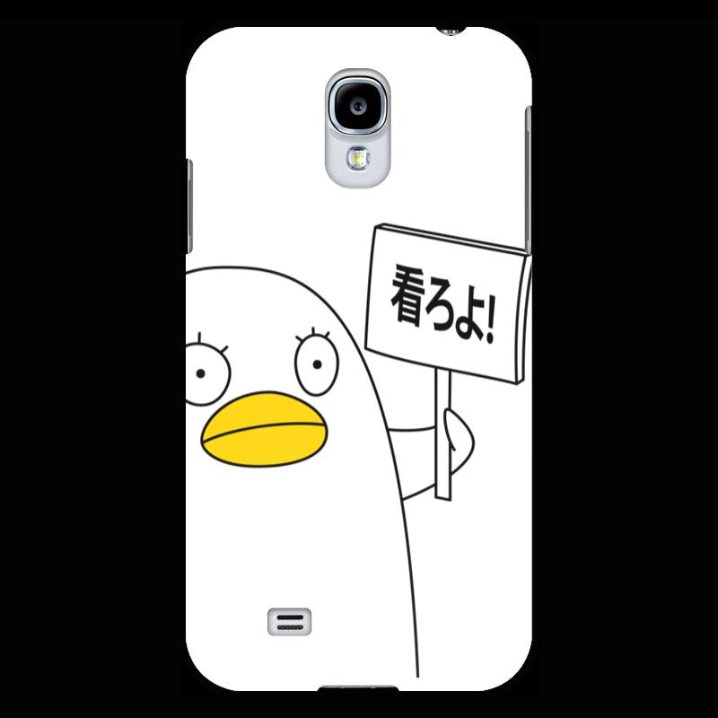 Чехол для Samsung Galaxy S4 Printio Гинтама. элизабет