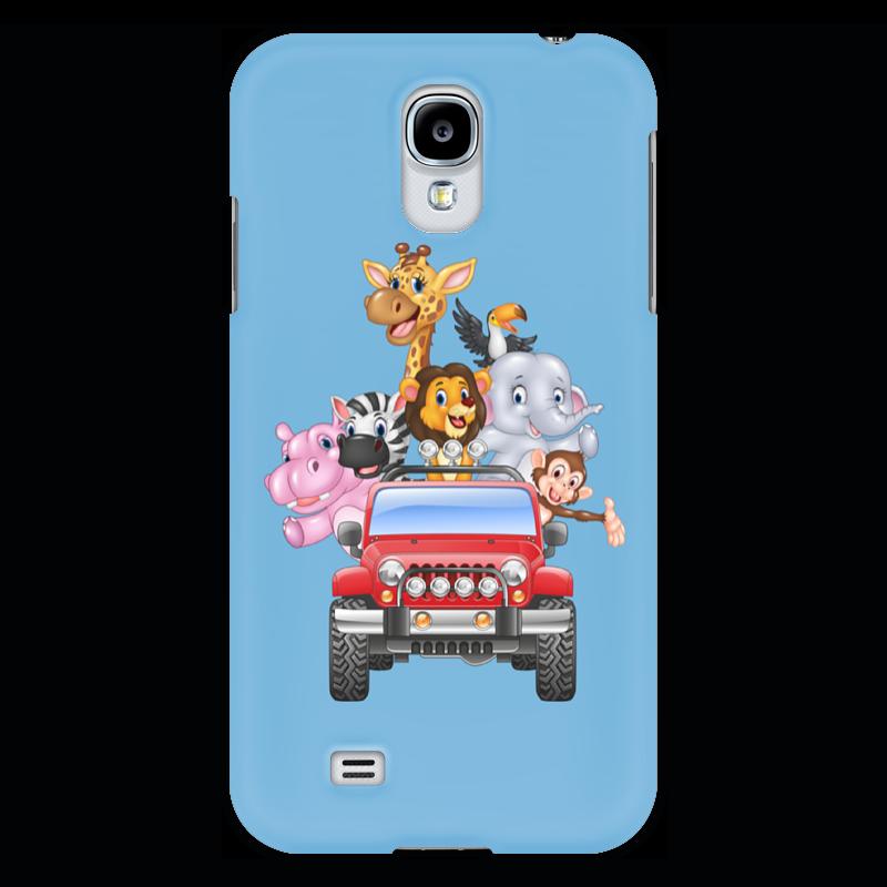 Чехол для Samsung Galaxy S4 Printio Сафари