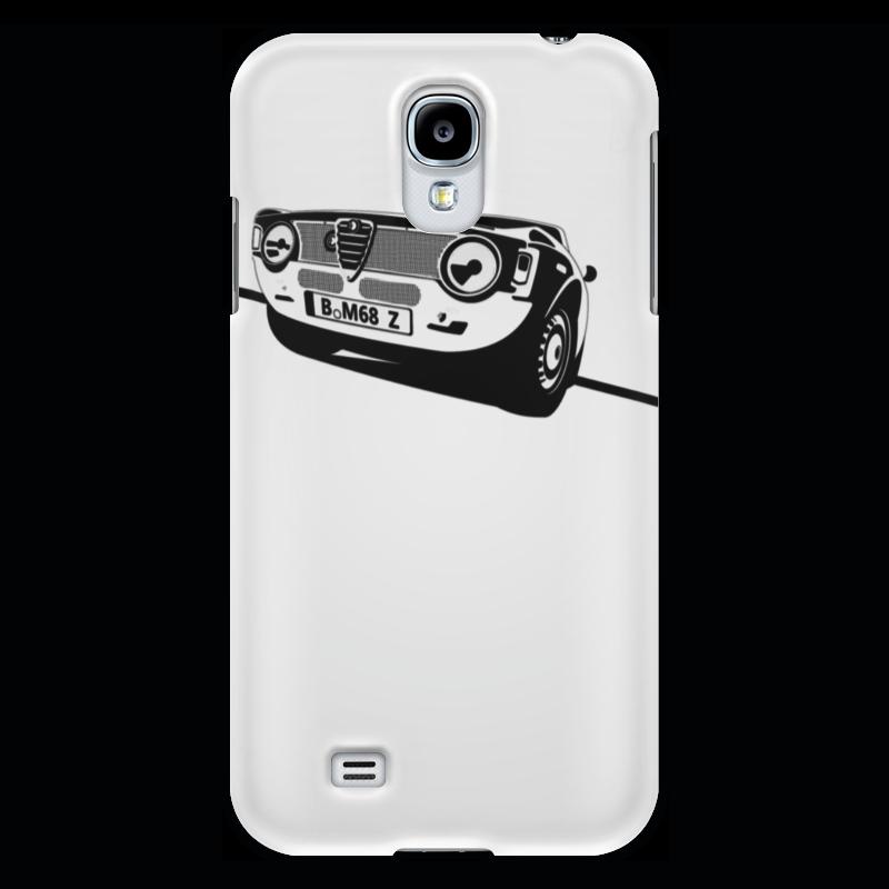 Чехол для Samsung Galaxy S4 Printio Retro alfa romeo racing чехол для samsung galaxy s8 объёмная печать printio retro alfa romeo racing