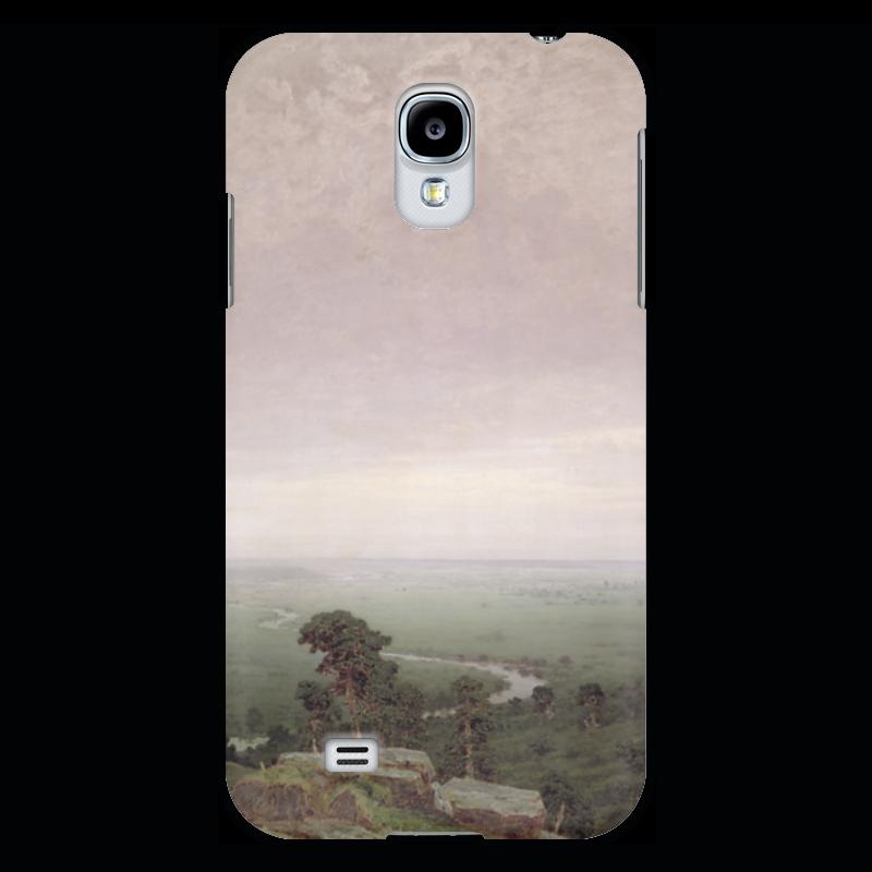 Чехол для Samsung Galaxy S4 Printio Север (картина архипа куинджи) ворота на север клондайк