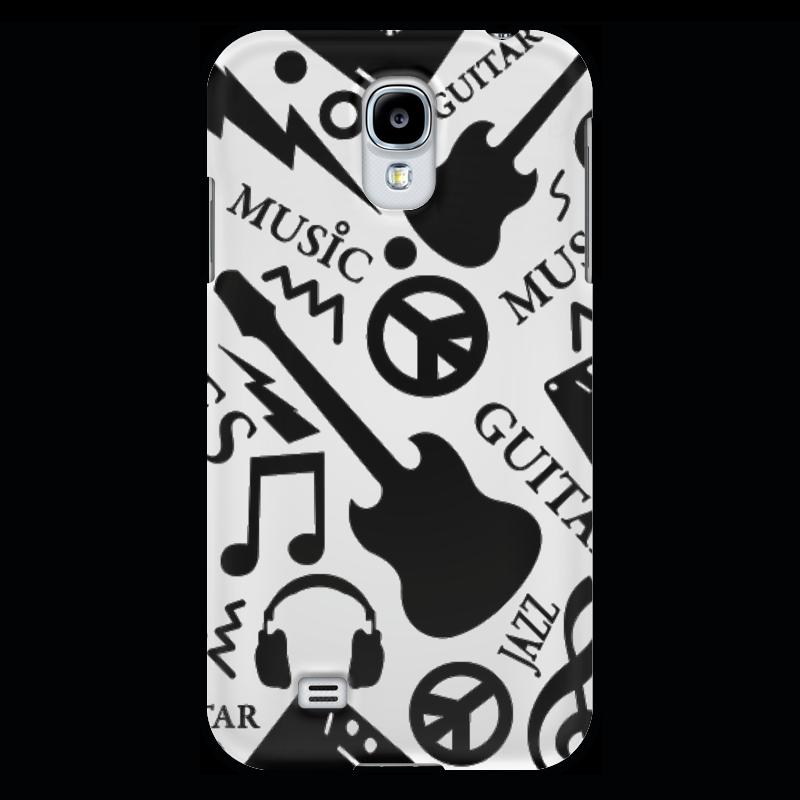 Чехол для Samsung Galaxy S4 Printio Музыка прогулочные коляски gesslein s4 air
