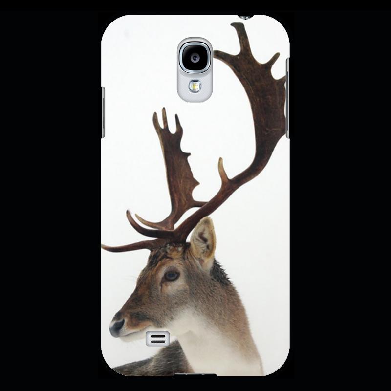 Чехол для Samsung Galaxy S4 Printio Олень