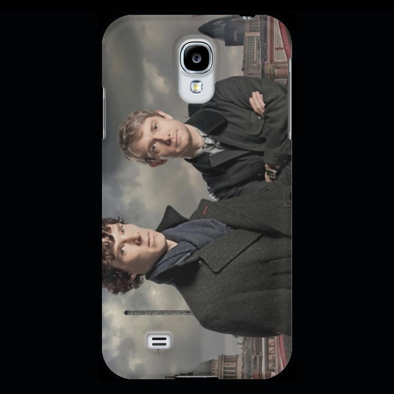 Чехол для Samsung Galaxy S4 Printio Шерлок и джон прогулочные коляски gesslein s4 air