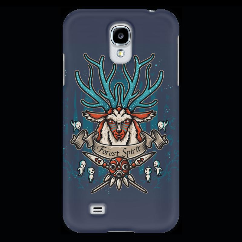 Чехол для Samsung Galaxy S4 Printio Forest spirit. лесной дух чехол для samsung galaxy s5 printio forest spirit лесной дух