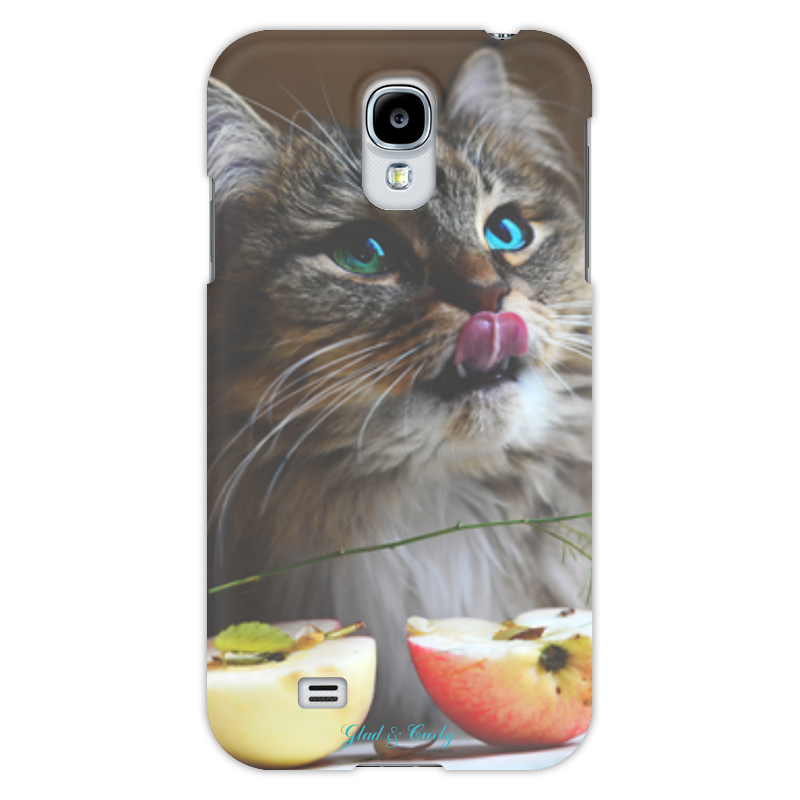 Чехол для Samsung Galaxy S4 Printio Glad & curly прогулочные коляски gesslein s4 air