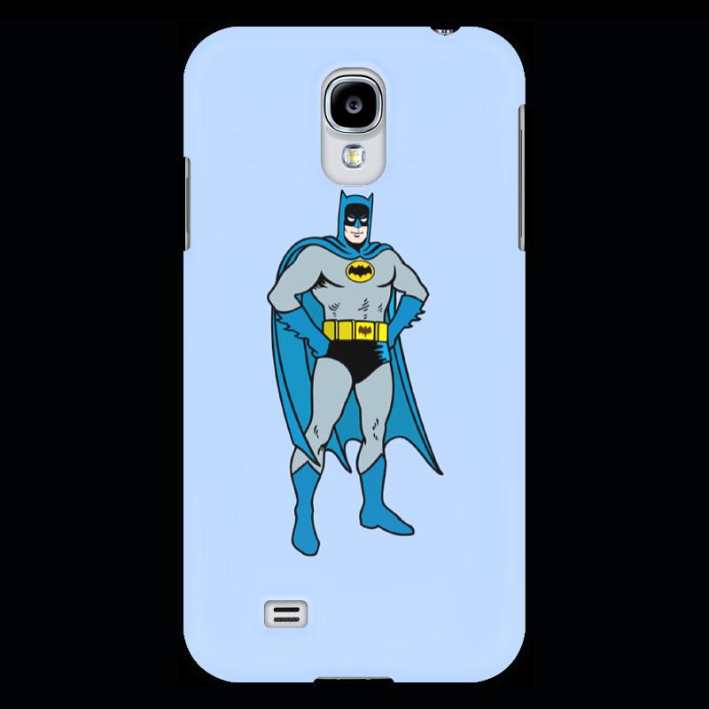 Чехол для Samsung Galaxy S4 Printio Бэтмен